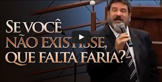 Mario Sergio Cortella - Se você não existisse que falta faria?